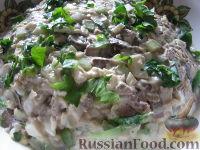 Фото к рецепту: Салат «Руссо»