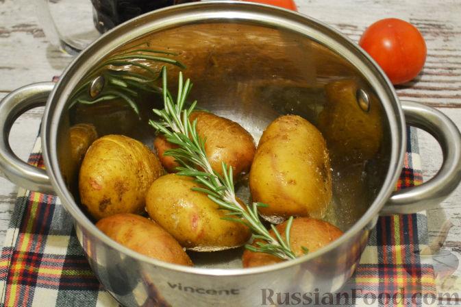 Фото приготовления рецепта: Пирог с капустой и грибами - шаг №2