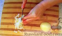 "Фото приготовления рецепта: Курица ""Амананан"" (в ананасовом маринаде, с луком, аджикой и сливками) - шаг №3"