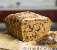 Фото к рецепту: Морковный пирог ПП