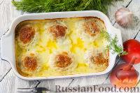 Фото к рецепту: Тефтели в сметанном соусе