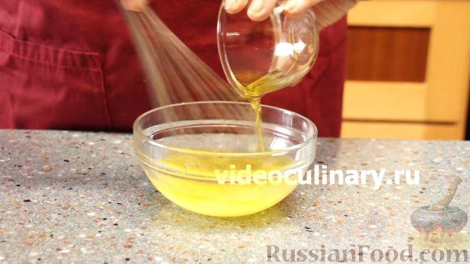 Фото приготовления рецепта: Диетический салат из киноа - шаг №13