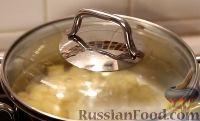 Фото приготовления рецепта: Грибной суп - шаг №3