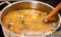 Фото приготовления рецепта: Грибной суп - шаг №10