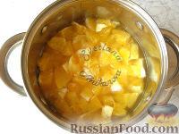 Фото приготовления рецепта: Курица в апельсиновом желе - шаг №2