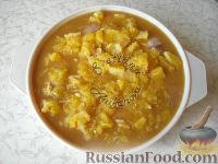 Фото приготовления рецепта: Курица в апельсиновом желе - шаг №5