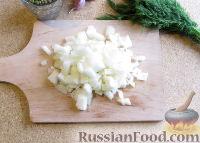 Фото приготовления рецепта: Суп с лапшой и машем - шаг №4