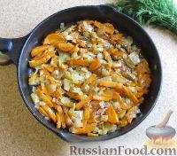 Фото приготовления рецепта: Суп с лапшой и машем - шаг №6