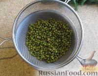 Фото приготовления рецепта: Суп с лапшой и машем - шаг №8