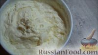 Фото приготовления рецепта: Морковный торт с творожным кремом - шаг №9
