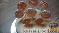 Фото приготовления рецепта: Морковный торт с творожным кремом - шаг №12