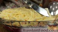 """Фото приготовления рецепта: Салат """"Осенняя сказка"""" из моркови и свеклы - шаг №9"""