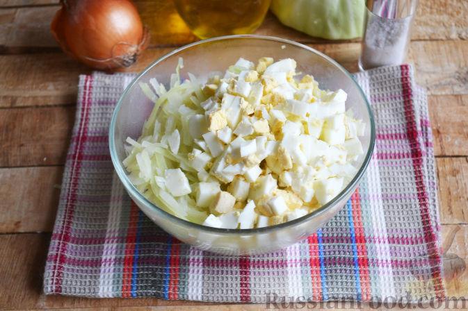 Фото приготовления рецепта: Тарт с инжиром - шаг №15