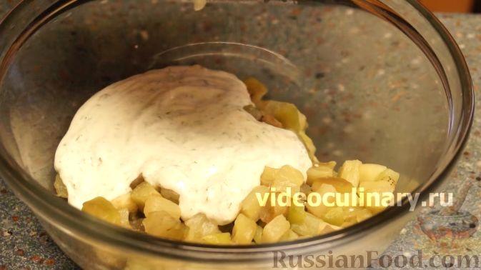 Фото приготовления рецепта: Рыбный суп с кускусом - шаг №9