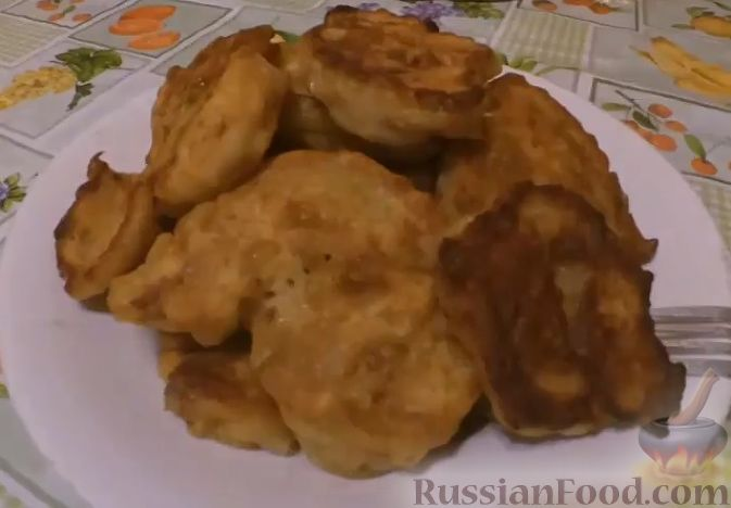 Фото приготовления рецепта: Творожная запеканка с тыквой и курагой (без яиц и муки) - шаг №8