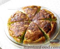 Фото к рецепту: Ленивый капустный пирог