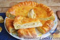 Фото к рецепту: Капустный пирог