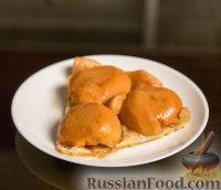 Фото к рецепту: Пирог с айвой