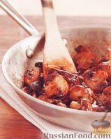 Фото к рецепту: Соте из грибов