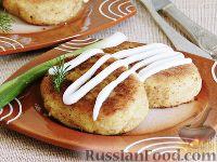 Фото к рецепту: Картофельные зразы с капустой