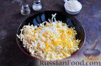 Фото приготовления рецепта: Шпроты в крабовых палочках - шаг №5