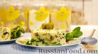 Фото к рецепту: Оливочный кус-кус (нейтральный гарнир с оливками и пряными травами)