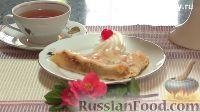 Фото к рецепту: Яблочный пай (яблочный пирог)