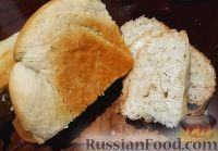 Фото к рецепту: Домашний хлеб (в мультиварке)