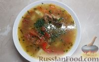 Фото к рецепту: Суп шулюм по-домашнему