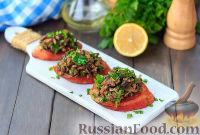 Фото к рецепту: Бутерброды с грибами