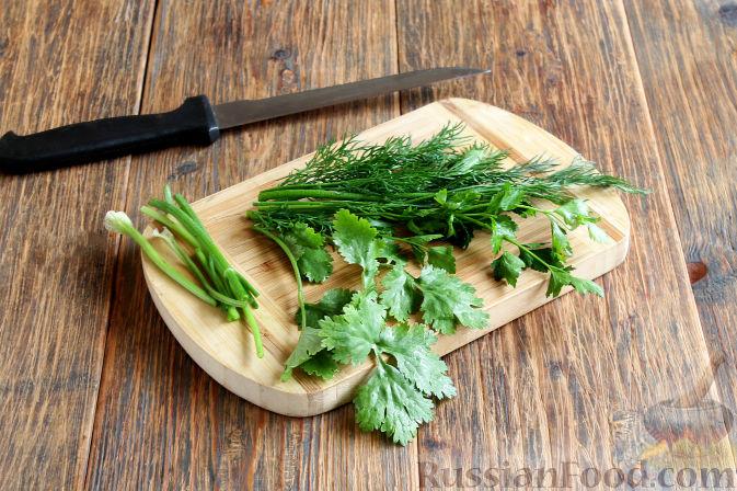 Фото приготовления рецепта: Запечённые котлеты из куриного фарша с морковью - шаг №3