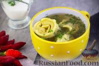 Фото к рецепту: Ленивые пельмени