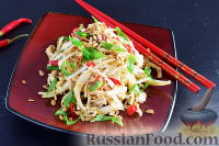 Фото к рецепту: Капустный салат с семечками