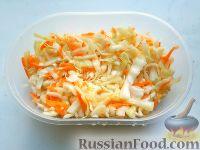 Фото к рецепту: Домашняя маринованная капуста