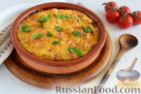 Фото к рецепту: Куриное филе с цветной капустой