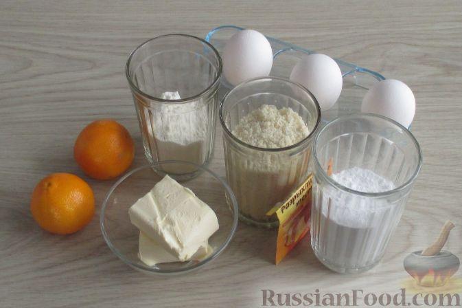 Фото приготовления рецепта: Муале с мандаринами - шаг №1