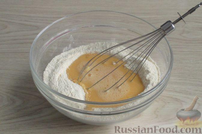 Фото приготовления рецепта: Муале с мандаринами - шаг №8