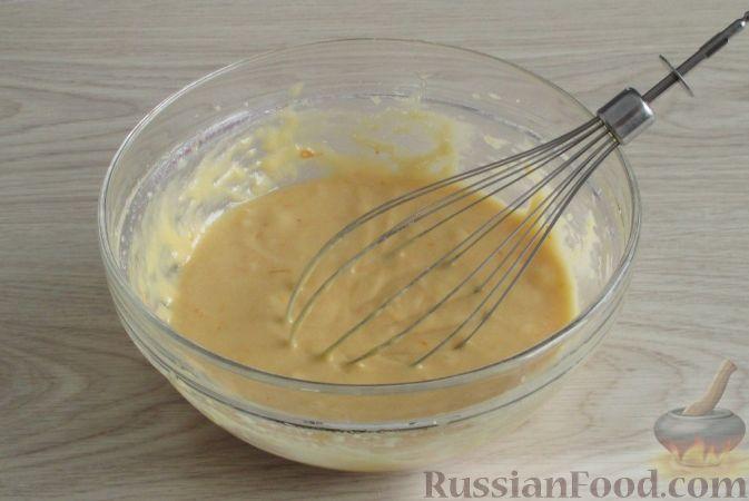 Фото приготовления рецепта: Муале с мандаринами - шаг №10