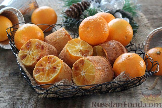 Фото приготовления рецепта: Муале с мандаринами - шаг №14