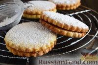 """Фото к рецепту: Печенье """"Шпитцбубен"""""""