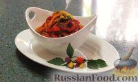 Фото к рецепту: Салат из печёного перца