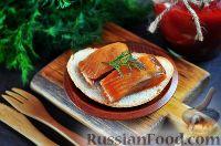 Фото к рецепту: Селедка в томатном маринаде