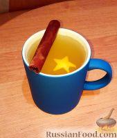 Фото к рецепту: Мятно-мандариновый чай