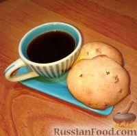 Фото к рецепту: Печенье с имбирными цукатами