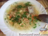 Фото к рецепту: Суп-лапша с капустой