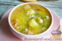 Фото к рецепту: Суп с пекинской капустой