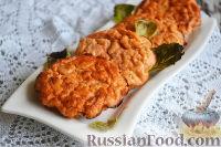 Фото к рецепту: Рыбное суфле с пекинской капустой