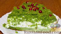 """Фото к рецепту: Торт """"Лесной мох"""""""