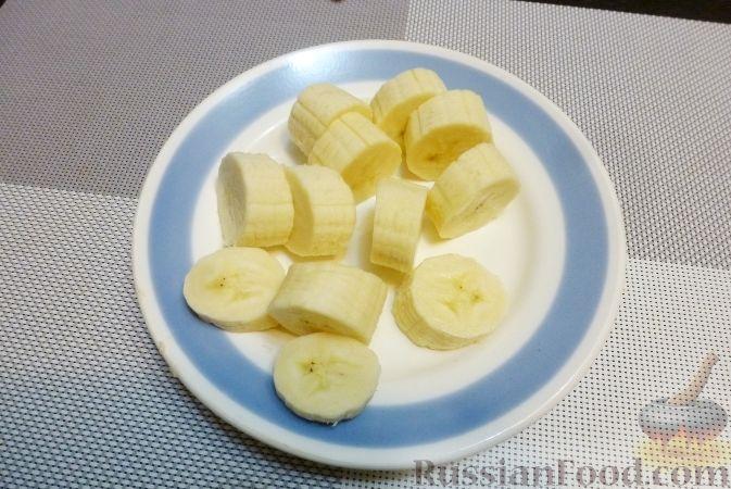 Фото приготовления рецепта: Мягкое мороженое из хурмы и бананов - шаг №2