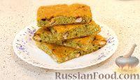 Фото к рецепту: Маринов кекс (закусочный кекс с курицей)